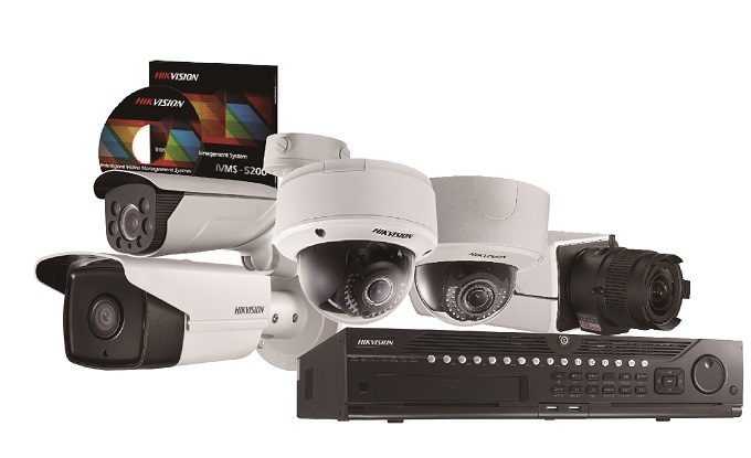 Business Smart Security Camera System