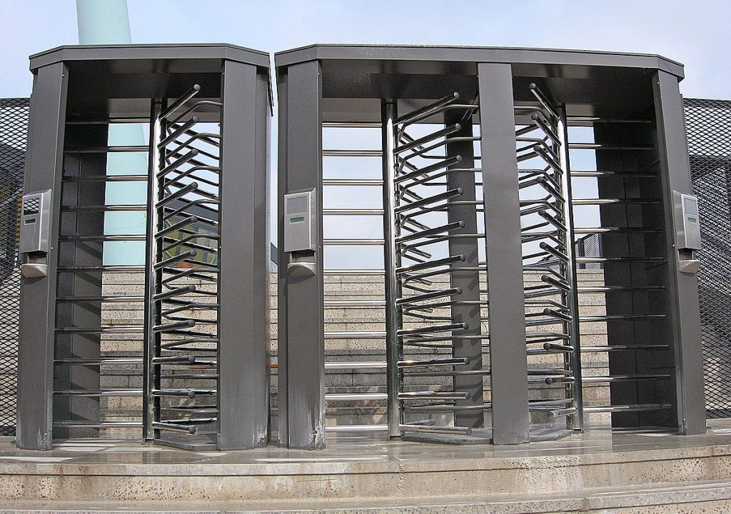 What are the Benefits of Building Site Turnstile?