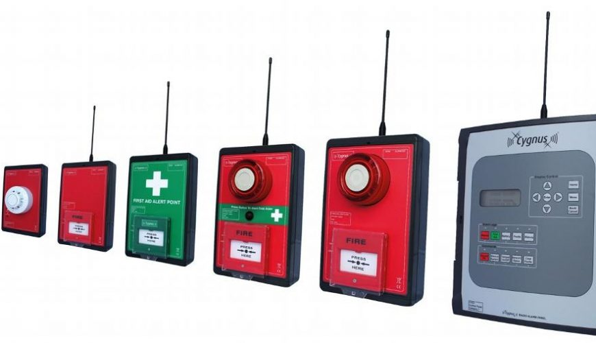 Fire Alarm Call Points