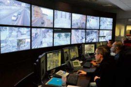 Security-Control-Room-Monitoring-CCTV-Cameras-remotely