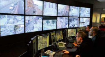 Security-Control-Room-Monitoring-CCTV-Cameras-remotely