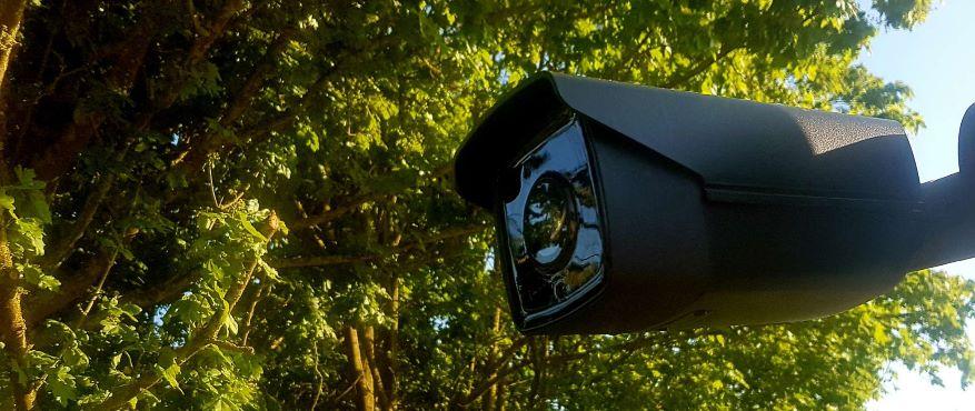 CCTV dealership camera security