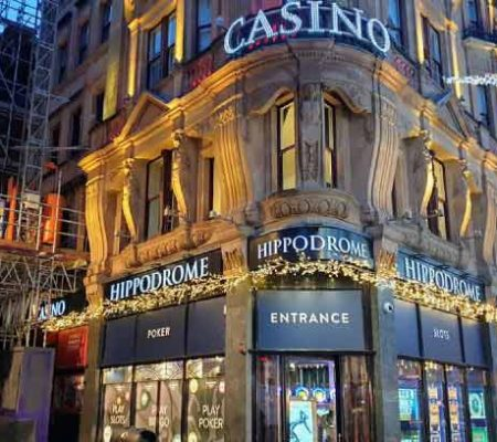 Quick Scaffold Alarm fitted at Hippodrome Casino London