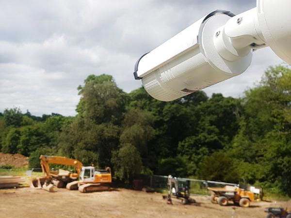 time lapse camera capture the project progress